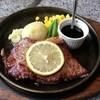 上州牛肉みはら - 料理写真:ランチの130gステーキ