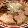田中そば店 - 料理写真:信じられないだろう?キンキンに冷えてるんだぜ?コレ。