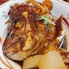 うお辰 - 料理写真:鯛の頭の半身