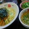 ますたにラーメン - 料理写真:つけ麺(大)でした。