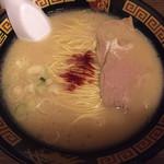 一蘭 - 料理写真:ラーメン