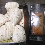 54868851 - 購入した焼き菓子