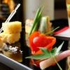 彩 - 料理写真:会席の前菜は旬のものを