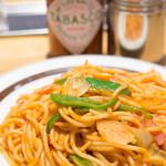 焼きスパゲッチ ミスターハングリー - ナポリタン【2016年3月】
