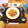 カフェ&イン 吉里吉里 - 料理写真:夕食