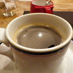 カフェ&イン 吉里吉里 - ホットコーヒー(200円)