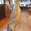 龍泉洞レストハウス - 料理写真:岩魚塩焼き ¥400-