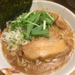 麺処つむじ - ラーメン:大盛