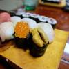 寿司割烹 志乃 - 料理写真:ウニとイクラ