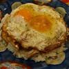白楽天 - 料理写真:焼豚玉子飯 単品だと750円(税込)