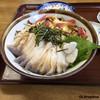 きらく亭 - 料理写真:活けの生の北寄貝の造り