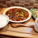 54888186 - 20160816麻婆豆腐ランチ