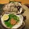 和楽 - 料理写真:岩ガキの刺身