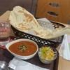 マラティ - 料理写真:「本日のカレー (1日15食限定) セット (600円)」、この日はビーフカレーでした