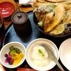 宝 - 料理写真:地穴子天丼(1400円)