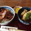 レストラン むーんらいと - 料理写真:この豚丼と天そばのセット1350円