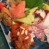 沙山華 - 料理写真:前菜…海鮮サラダ