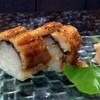 味処てらさき - 料理写真:鱧寿司です