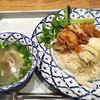 カオマンガイキッチン - 料理写真:ダブル ガオマンガイ 880円