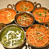 Waindou - 料理写真:36種類以上の本場味のインドカレー