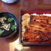 万両 - 料理写真:うな重 竹