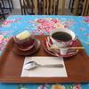鎌倉茶寮 - 料理写真:紅茶ゼリーと台湾珈琲