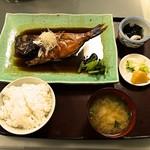 みやま - 2016 金目煮付定食