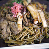 ちとせ - 料理写真:いか肉焼きそば~☆