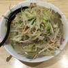 しゃきしゃき - 料理写真:タンギョウセットのタンメン
