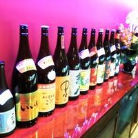 ワイン・日本酒・焼酎!