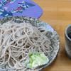 小太郎そばや - 料理写真:盛りそば(大盛):750円/2016年8月16日