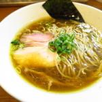 らぁ麺 川たか - 醤油らぁ麺750円