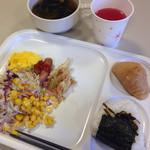 コンフォートホテル - 料理写真:本日の朝食