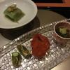 伊豆下田蓮台寺温泉清流荘 - 料理写真:前菜