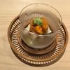 すし宮川  - 料理写真:なす ゆば うに