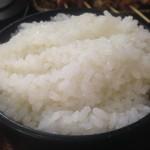 小金家 - 料理写真:大盛りご飯