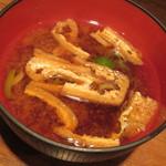 白肉屋 - 味噌汁