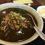 糀家 - 黒ごま担々麺
