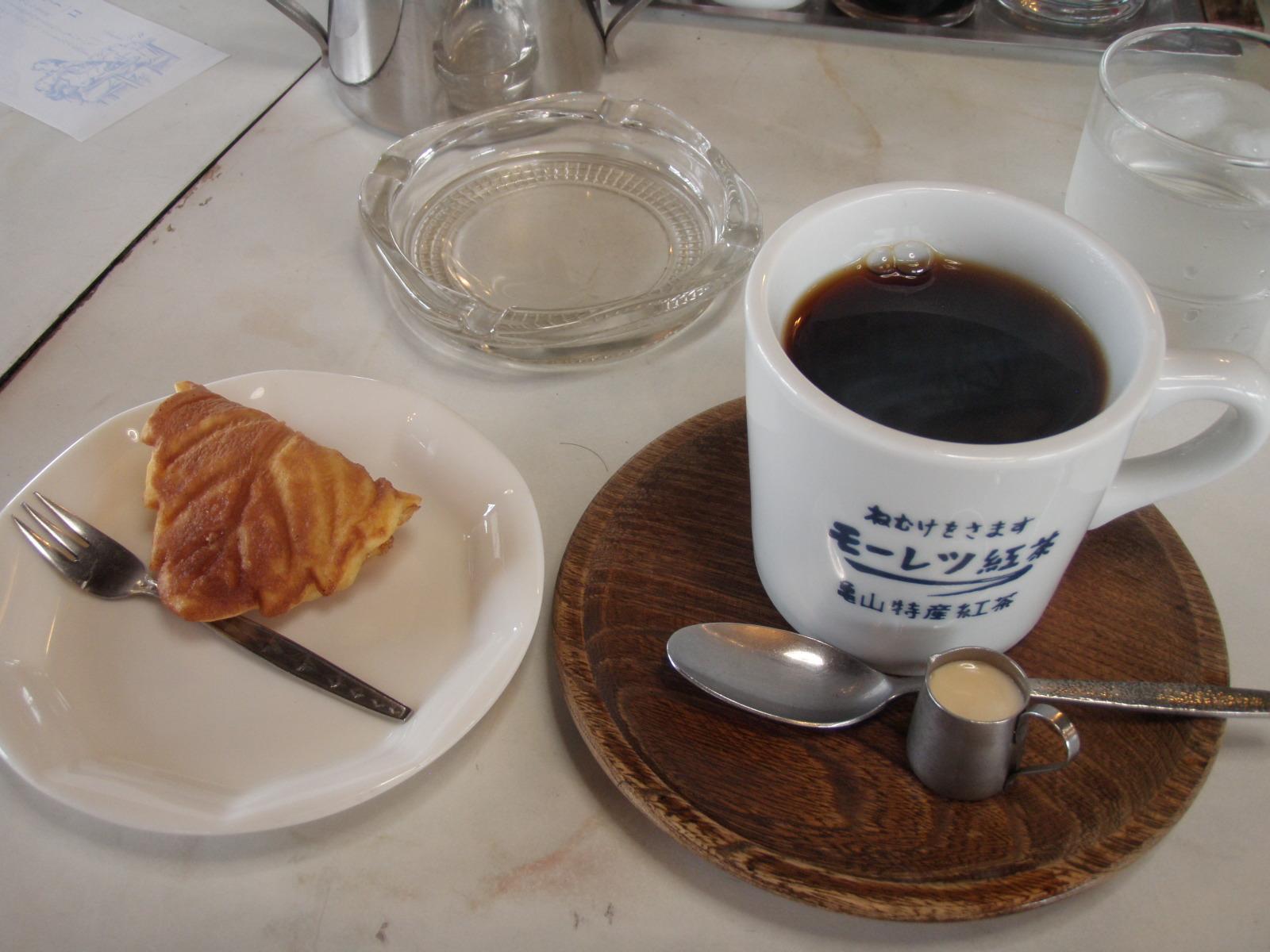 オレンジペコー喫茶