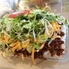 キングタコス - 料理写真:タコライスチーズ野菜