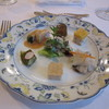 シャンソニエ - 料理写真:Bコースの季節の冷製オードブル盛り合わせ