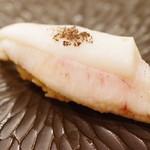鮨舳 - マナガツオ