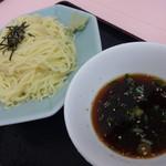 重松飯店 - 料理写真:ざるラーメン ※これが結構量がありました、恐らく2玉使用