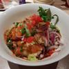 アジトイズム - 料理写真:【イレギュラー】メキシカンな味噌まぜそば(800円)+〆のリゾット(200円)