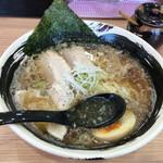 はじめ製麺所 壱 - 中華そば¥750円〜♪( ´θ.`)ノ大盛+¥50円
