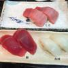 春駒 支店 - 料理写真:とろ・まぐろ・いか