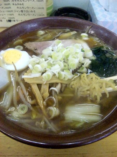 ラーメン百番 富川店