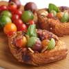 トラットリア セッテ ペストリーブティック - 料理写真:カラフルトマトのクロワッサン