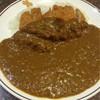 味のガンジス - 料理写真:カツカレールー大盛り