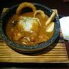 味しるべ 駅逓 - 料理写真:石焼きチキンカレー(930円)